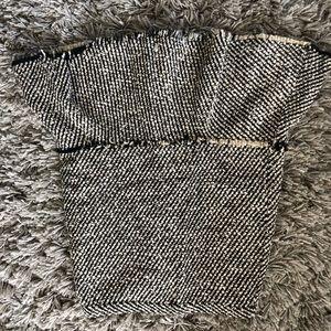 Jcrew wool knee length skirt